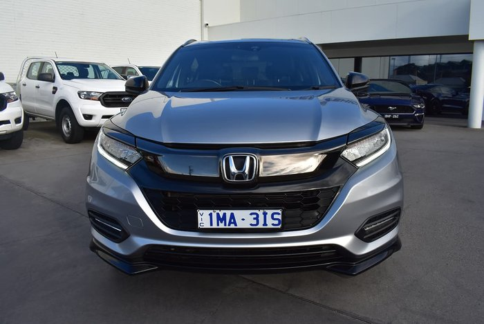 2019 Honda HR-V RS MY19 Silver