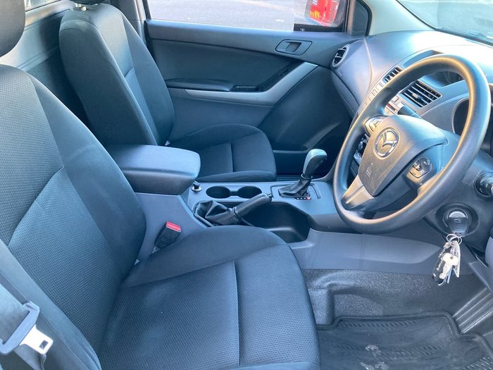 2018 Mazda BT-50 XT Hi-Rider UR Silver