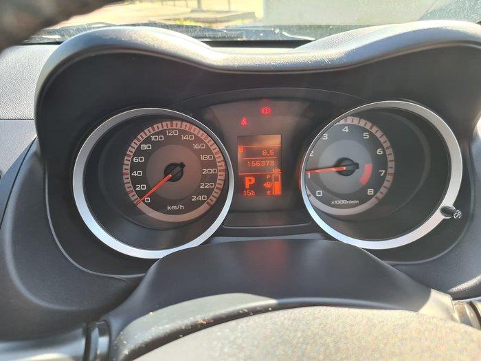 2009 Mitsubishi Lancer VR-X CJ MY09 Grey