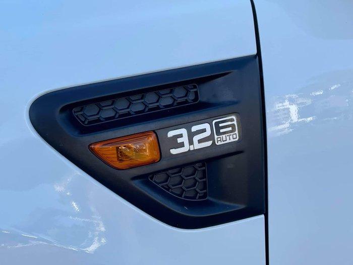 2015 Ford Ranger XL PX 4X4 Dual Range Cool White
