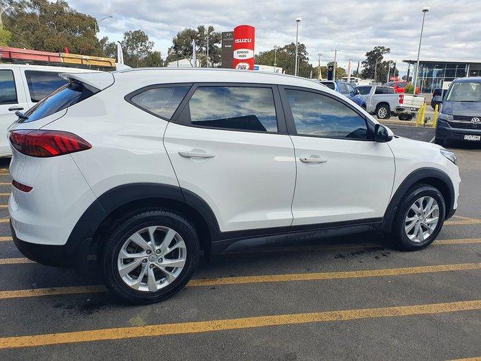 2019 Hyundai Tucson Active X TL3 MY19 White