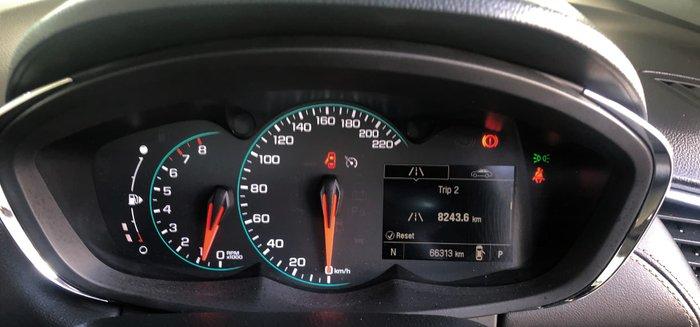 2019 Holden Trax LTZ TJ MY20 Summit White