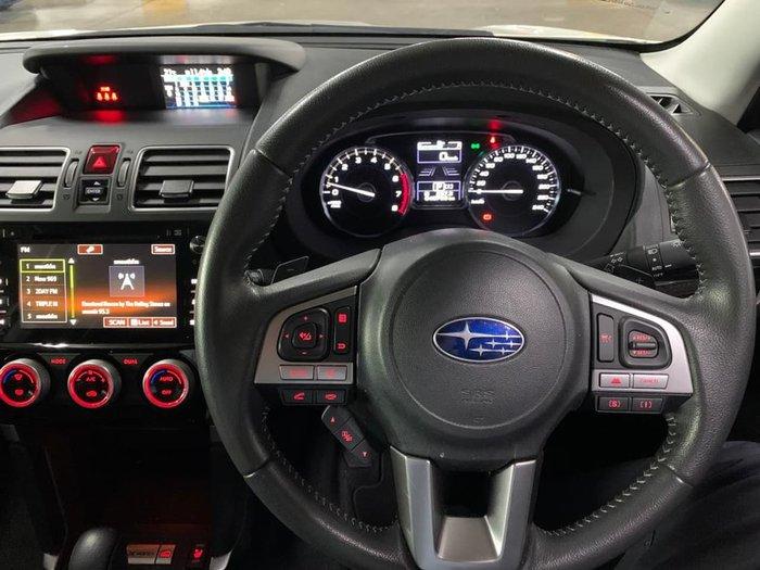 2016 Subaru Forester 2.5i-S S4 MY16 AWD White