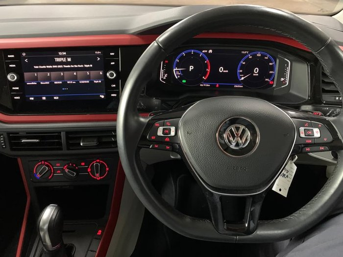 2018 Volkswagen Polo beats AW MY18 Black