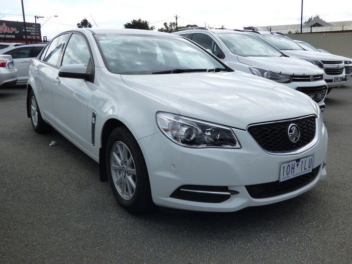 2015 Holden Commodore Evoke VF Series II MY16 White
