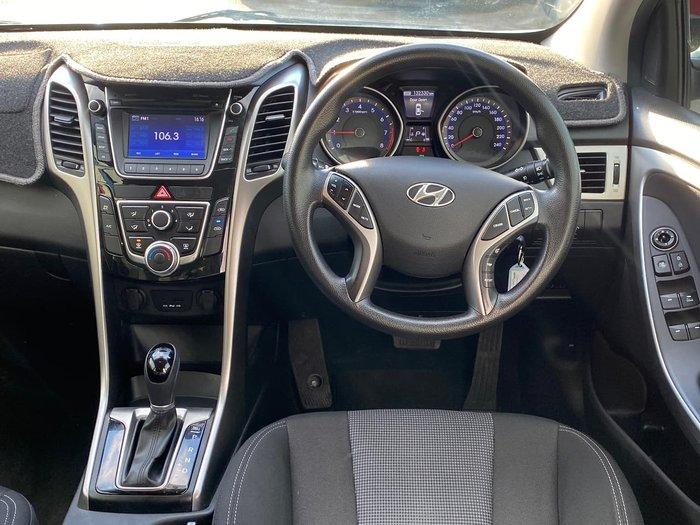 2013 Hyundai i30 Active GD White