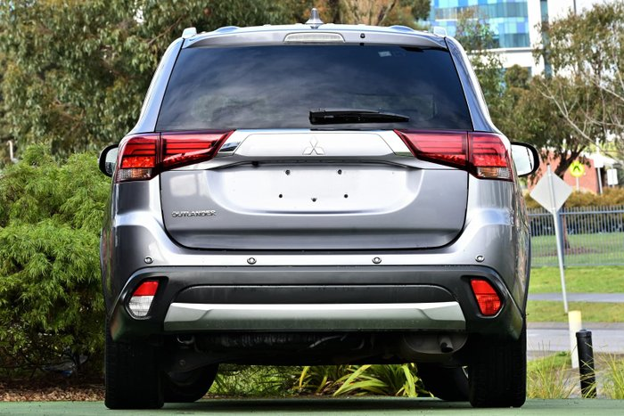 2018 Mitsubishi Outlander LS ZL MY18.5 Titanium