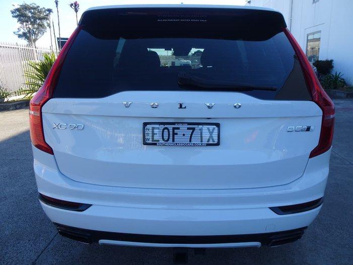 2017 Volvo XC90 D5 R-Design MY18 AWD White