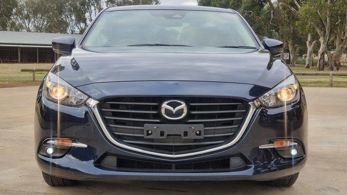 2017 Mazda 3 Maxx BN Series Blue