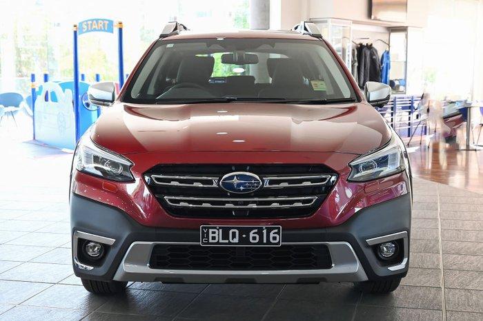 2021 Subaru Outback AWD Touring 6GEN MY21 AWD Crimson Red