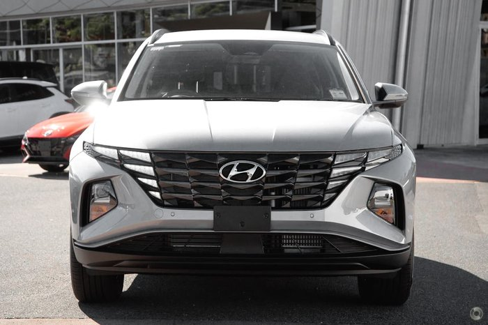 2021 Hyundai Tucson Elite NX4.V1 MY22 AWD Silver