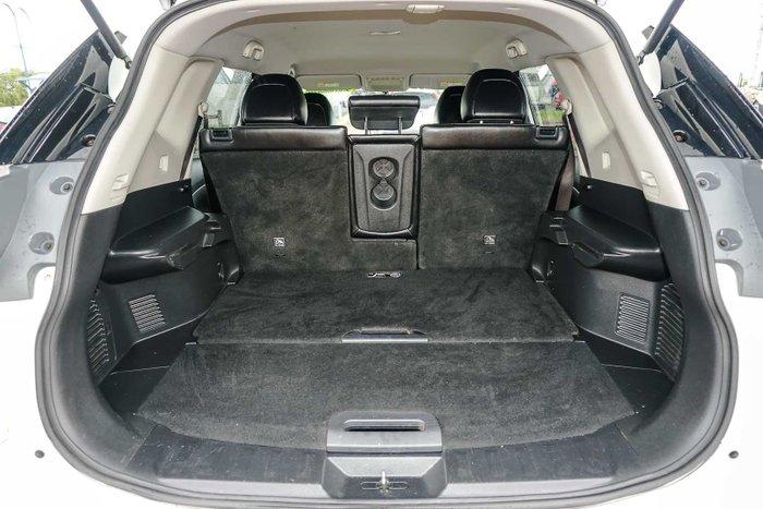 2014 Nissan X-TRAIL ST-L T32 Ivory Pearl