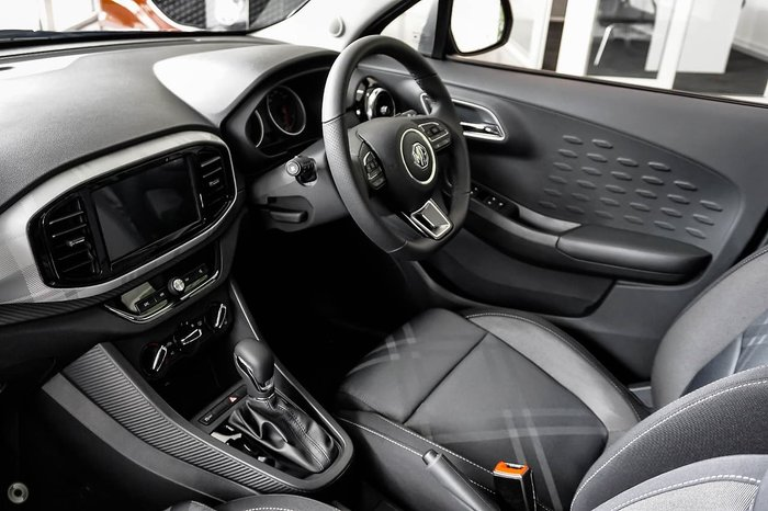 2021 MG MG3 Core MY21 Drive Type: Pebble Black