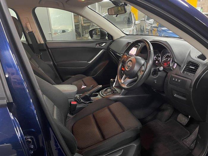 2012 Mazda CX-5 Maxx Sport KE Series AWD Blue