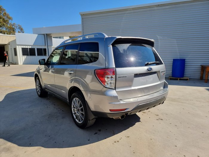 2011 Subaru Forester S-EDITION S3 MY11 AWD Silver