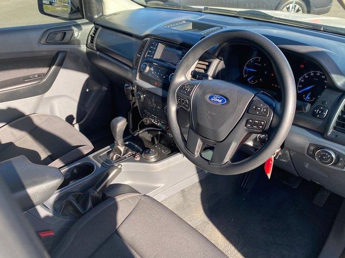 2015 Ford Everest Ambiente UA 4X4 Dual Range White