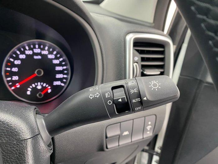 2019 Kia Sportage SX QL MY20 AWD Silver
