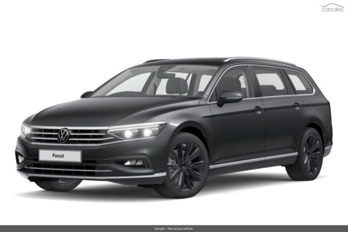 2021 Volkswagen Passat 162TSI Elegance B8 MY21 Black