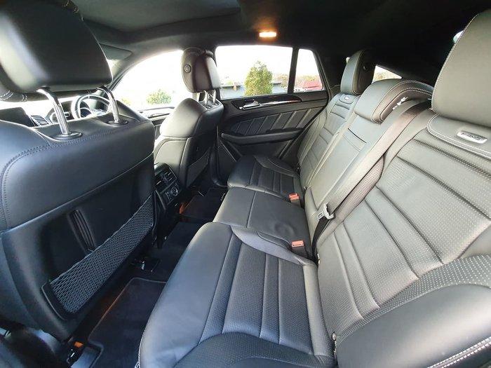 2016 Mercedes-Benz GLE-Class GLE63 AMG S C292 Four Wheel Drive White