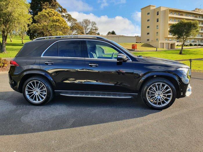 2020 Mercedes-Benz GLE-Class GLE400 d V167 Four Wheel Drive Black