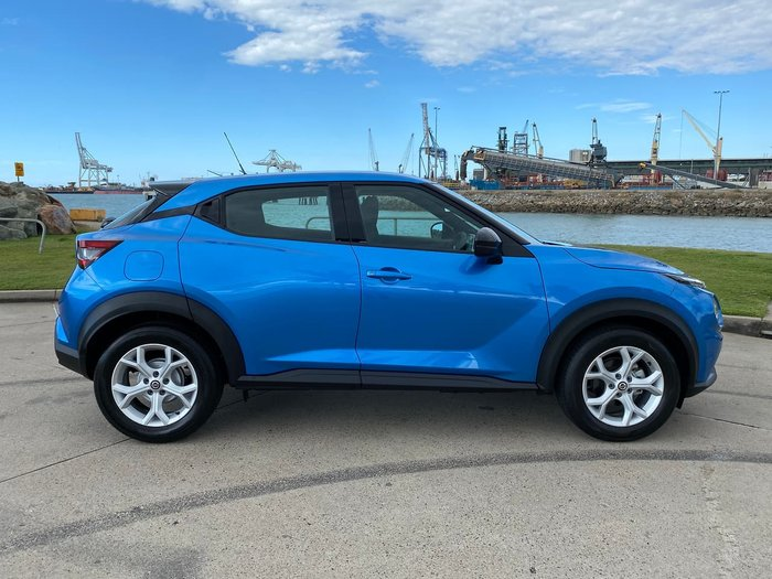 2020 Nissan JUKE ST F16 Blue