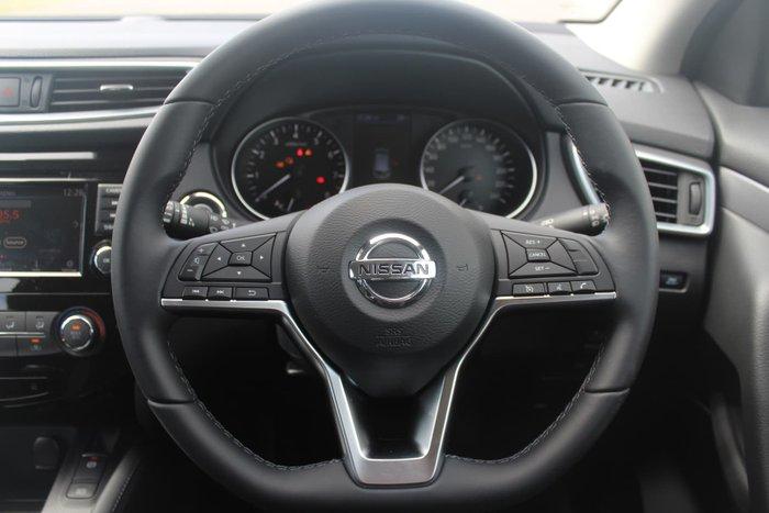 2021 Nissan QASHQAI ST J11 Series 3 MY20 Magnetic Red
