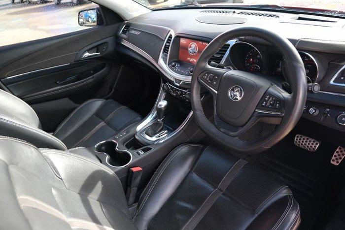 2015 Holden Ute SS V Redline VF MY15 Red