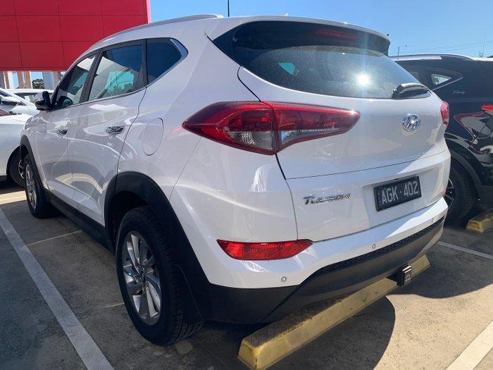 2015 Hyundai Tucson Elite TLe Polar White