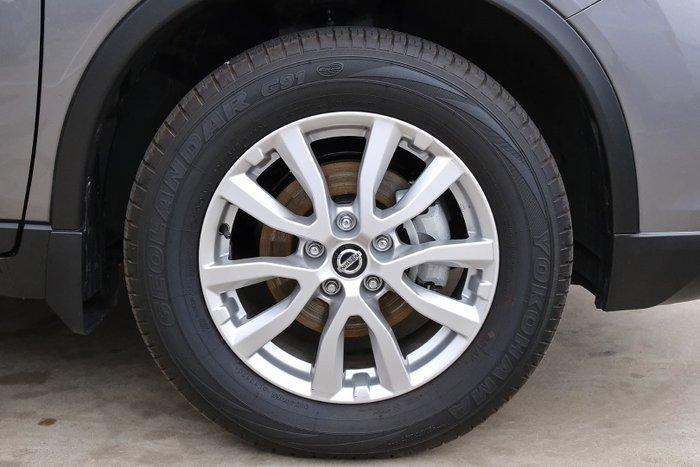 2020 Nissan X-TRAIL ST-L T32 Series III MY20 4X4 On Demand Gun Metallic