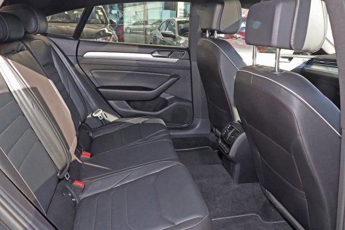 2019 Volkswagen Arteon 206TSI R-Line 3H MY19 Four Wheel Drive Manganese Grey