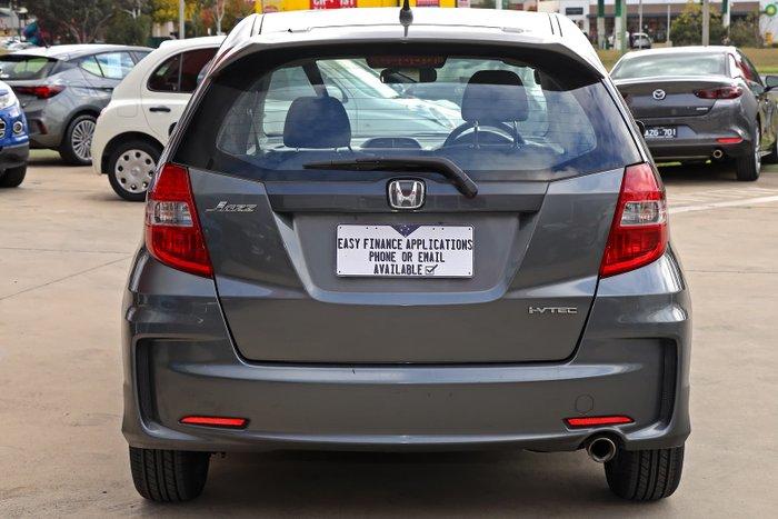 2011 Honda Jazz VTi-S GE MY11 Polished Metal