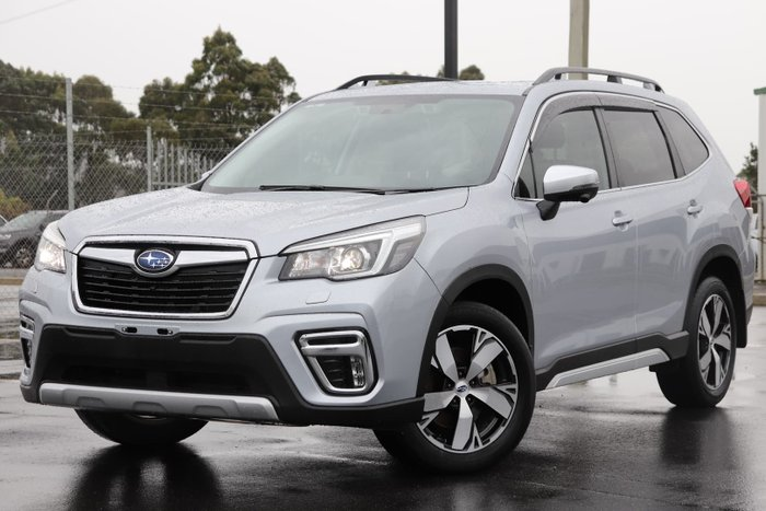 2019 Subaru Forester 2.5i-S S5 MY19 AWD Ice Silver