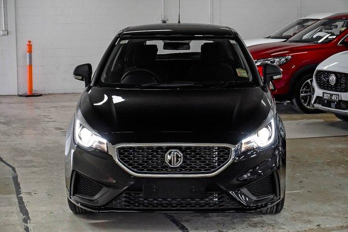 2021 MG MG3 Core MY21 Pebble Black