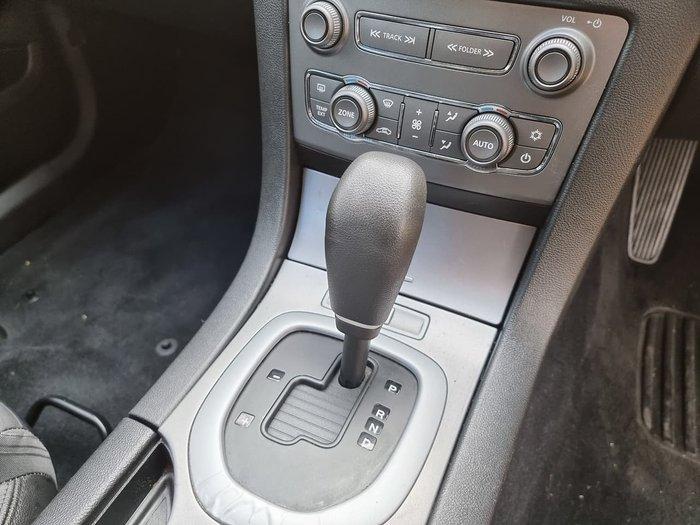 2011 Holden Berlina VE Series II Blue