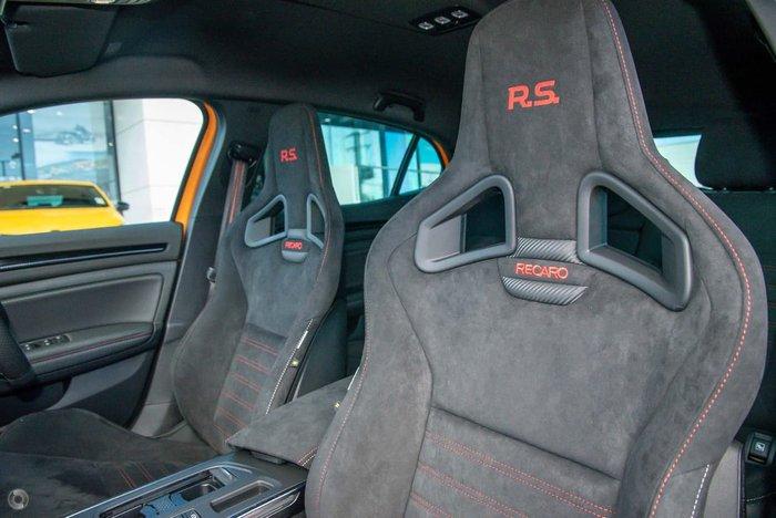 2021 Renault Megane R.S. Trophy BFB Orange