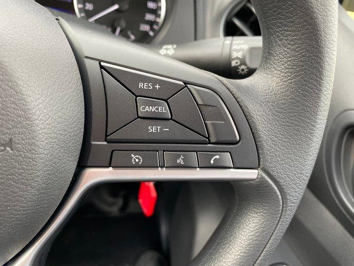 2021 Nissan Navara SL D23 4X4 Dual Range Red