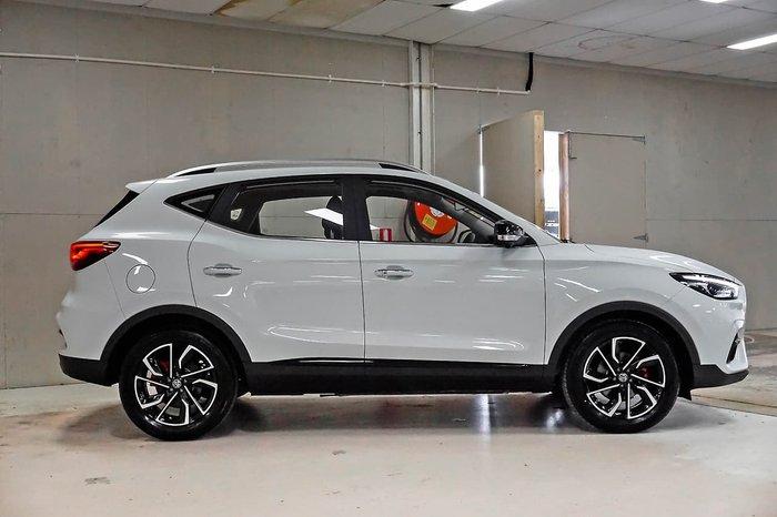 2021 MG ZST Essence MY21 White