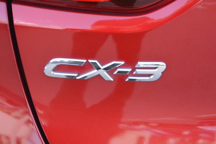 2017 Mazda CX-3 Akari DK Soul Red