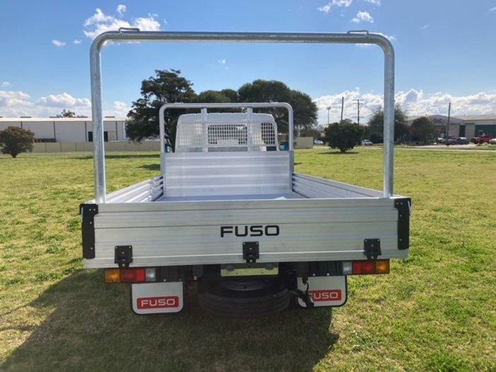 2021 FUSO CANTER White