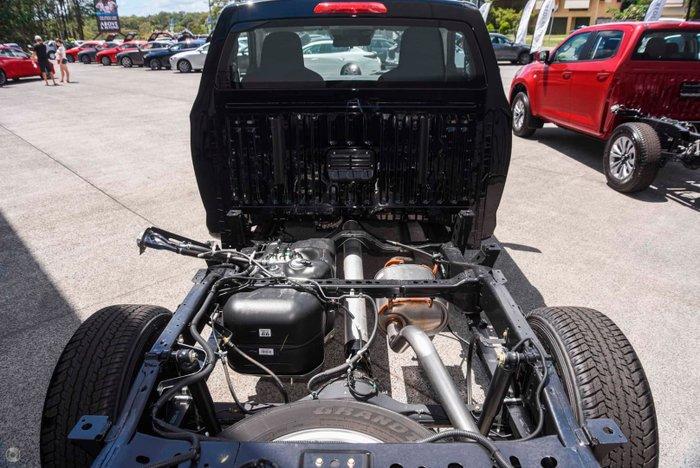2021 Mazda BT-50 XT TF True Black