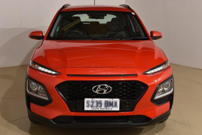 2017 Hyundai Kona Active OS MY18 Tangerine Comet