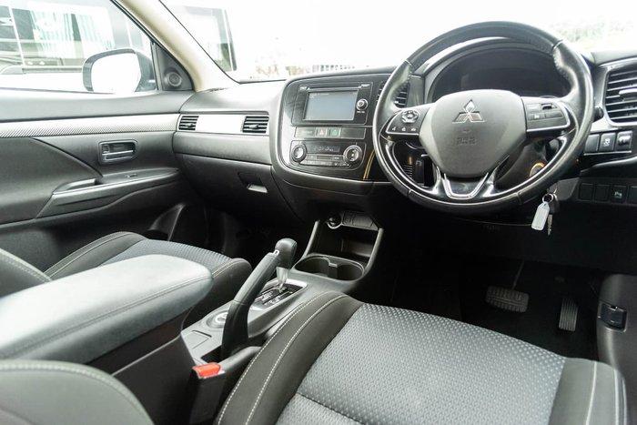 2015 Mitsubishi Outlander LS ZK MY16 4X4 On Demand Grey