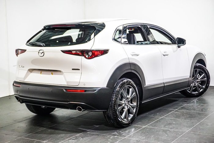 2021 Mazda CX-30 G20 Astina DM Series White