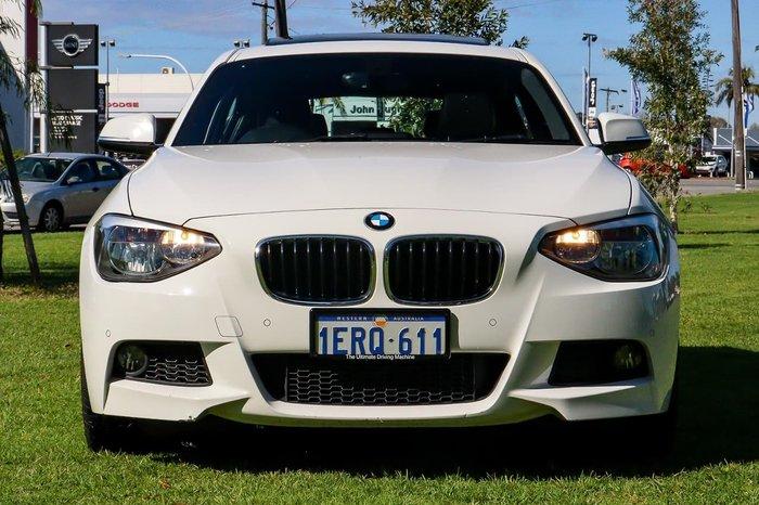 2015 BMW 1 Series 118i F20 MY15 White