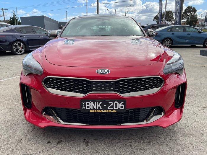 2021 Kia Stinger GT CK MY21 Red