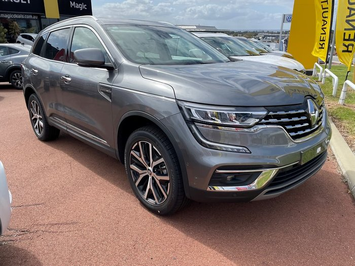 2021 Renault Koleos Intens HZG MY21 Grey