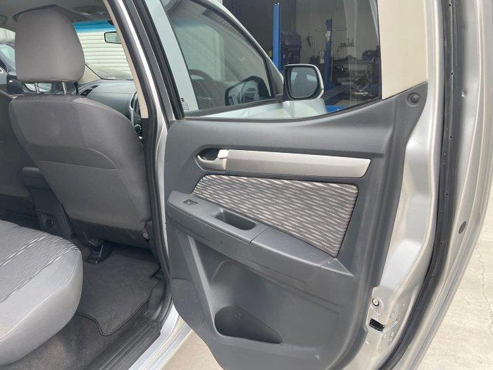 2015 Holden Colorado LS-X RG MY16 4X4 Dual Range Nitrate