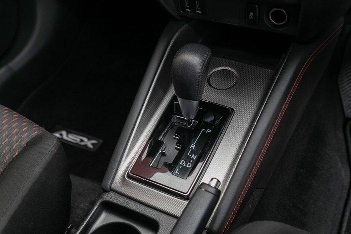 2018 Mitsubishi ASX LS XC MY18 Titanium