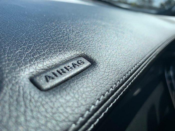2017 Mercedes-Benz GLC-Class GLC43 AMG X253 Four Wheel Drive Black