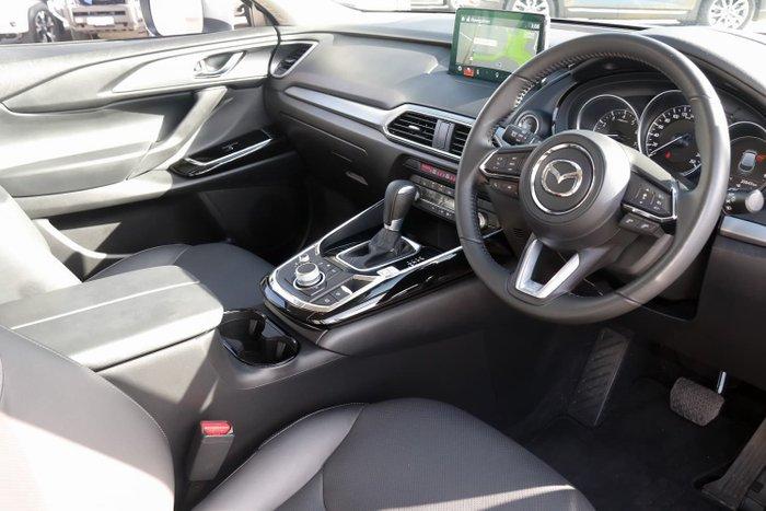 2020 Mazda CX-9 Touring TC AWD Snowflake White Pearl